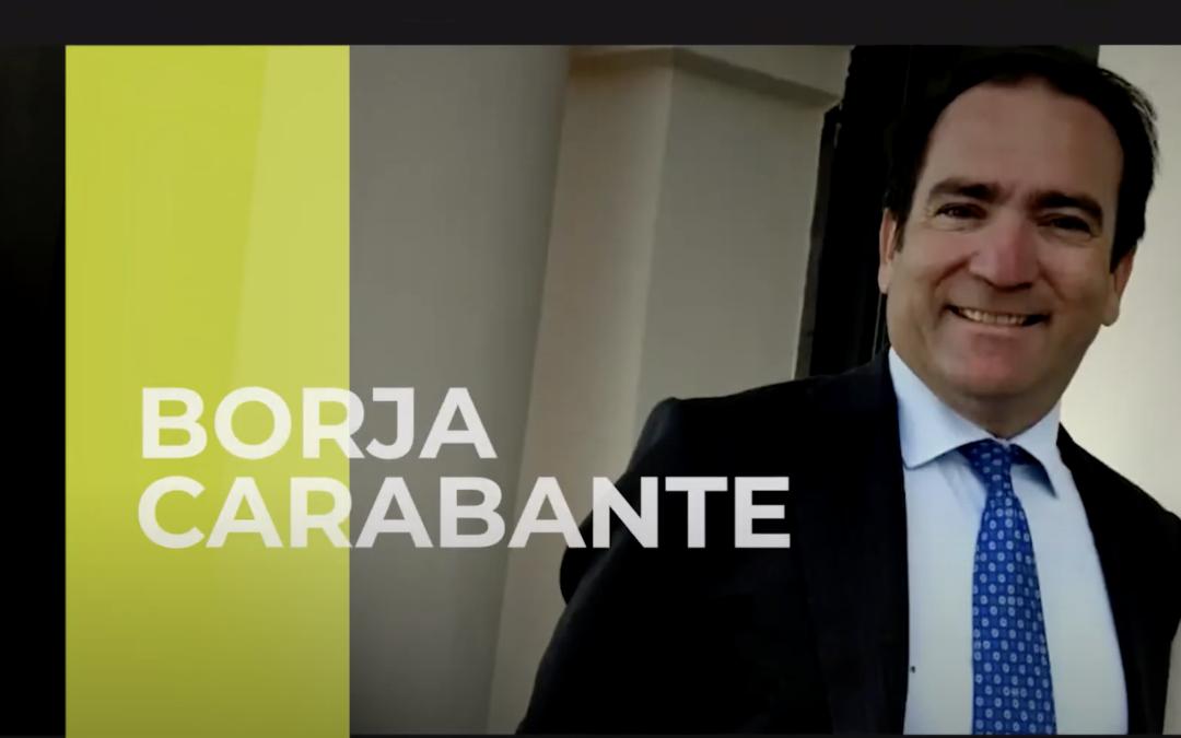 Madrid tiene un plan: Borja Carabante, delegado de Movilidad del Ayuntamiento de Madrid