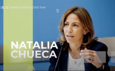¡El futuro de la movilidad urbana de las mercancías pasa por Zaragoza! Nos lo cuenta Natalia Chueca, consejera de Movilidad de la ciudad del Ebro